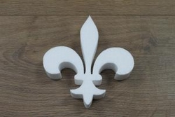 Symbool F - Franse Lelie