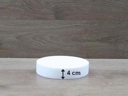 Ronde taartdummies van 4 cm hoog