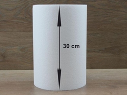 Runde Tortendummies von 30 cm hoch