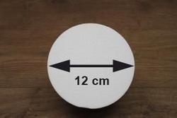 Styropor halbkugel Ø 12 cm
