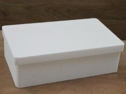 Schuhkarton 32 x 18 cm - 8 cm hoch