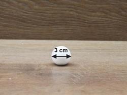 Styrofoam Ball Ø 3 cm