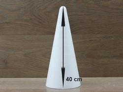 Kegel 40 cm hoog