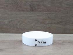 Ronde taartdummies van 5 cm hoog