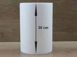 Runde Tortendummies mit Runde Kanten von 30 cm hoch