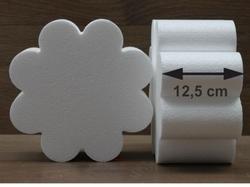 Bloem 8 Blad taartdummies van 12,5 cm hoog