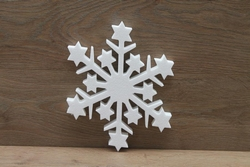 Ice Cristal - Snowflake X