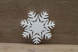 Eiskristalle / Schneeflocke Z