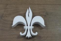 Symbool D - Franse Lelie