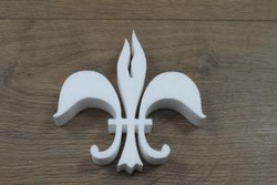 Symbol D - French Lily