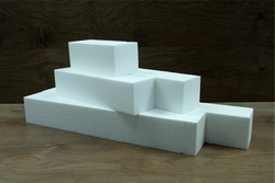 Oblong Bar 7,5 x 7,5 cm thick