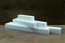 Rechthoekige Staaf 5 x 5 cm dik