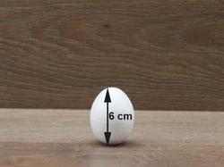 Egg 6 cm