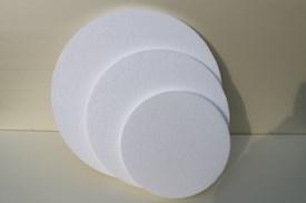 Runde Platten für Ständer
