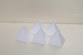 Mini Tortendummies Pyramide