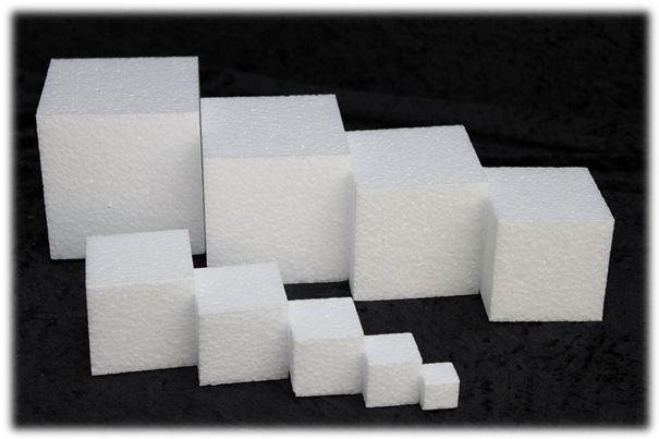10 x 10 x 10 cm kubus