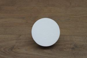 Styrofoam Ball half Ø 10 cm