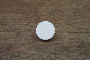 Styrofoam Ball half Ø 6 cm