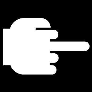 Hand - Mittelfinger
