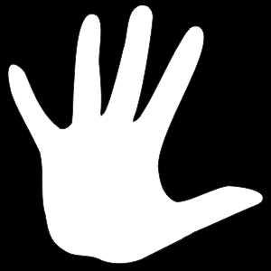 Hand - Open
