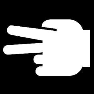 Hand - V Sign