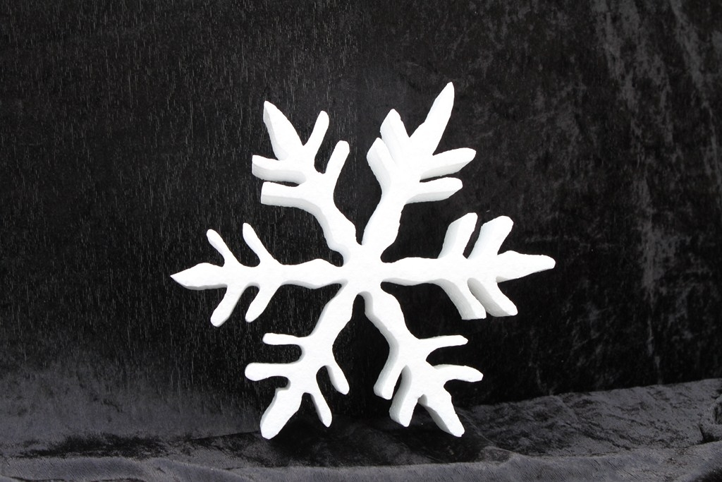 Eiskristalle / Schneeflocke B