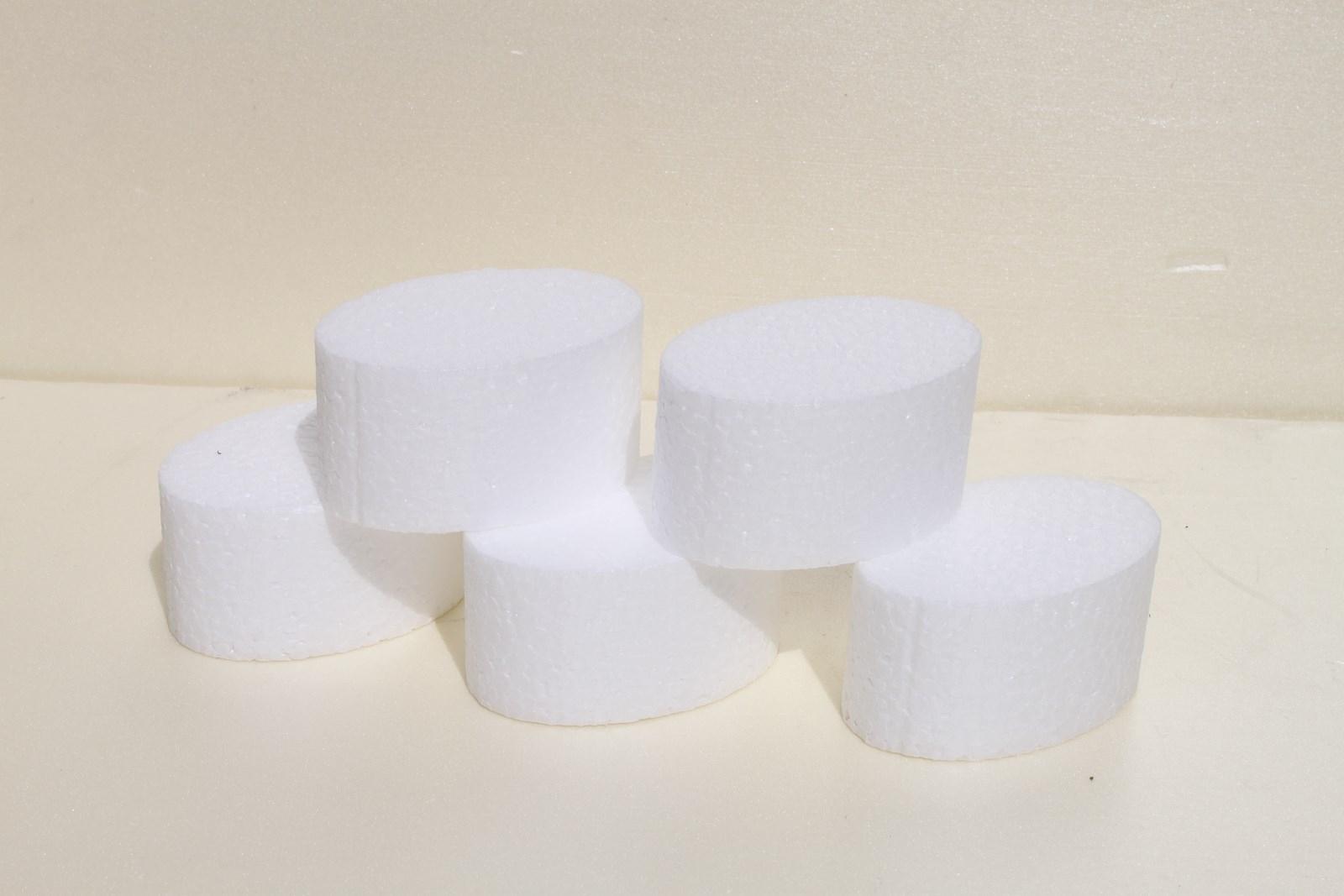Mini Tortendummies Oval