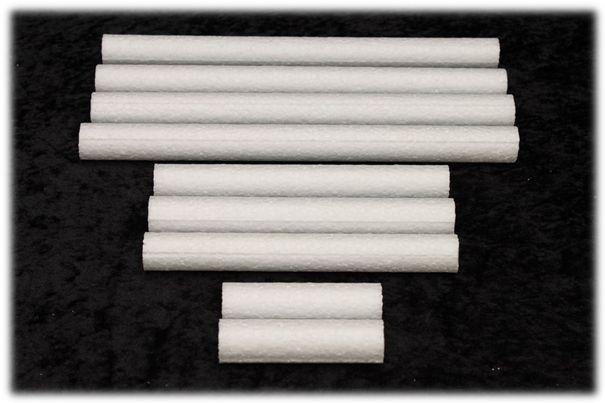 Columns set of 9