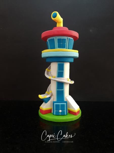 Puppy Lookout Turm 28 cm hoch
