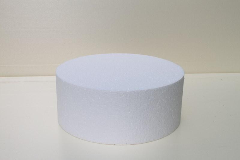 Runde Tortendummies von 10 cm hoch