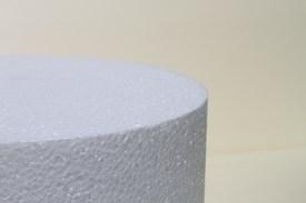Runde Tortendummies von 12,5 cm hoch