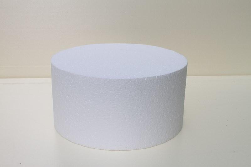 Ronde taartdummies van 12,5 cm hoog