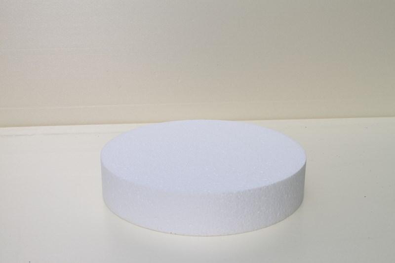 Runde Tortendummies von 5 cm hoch