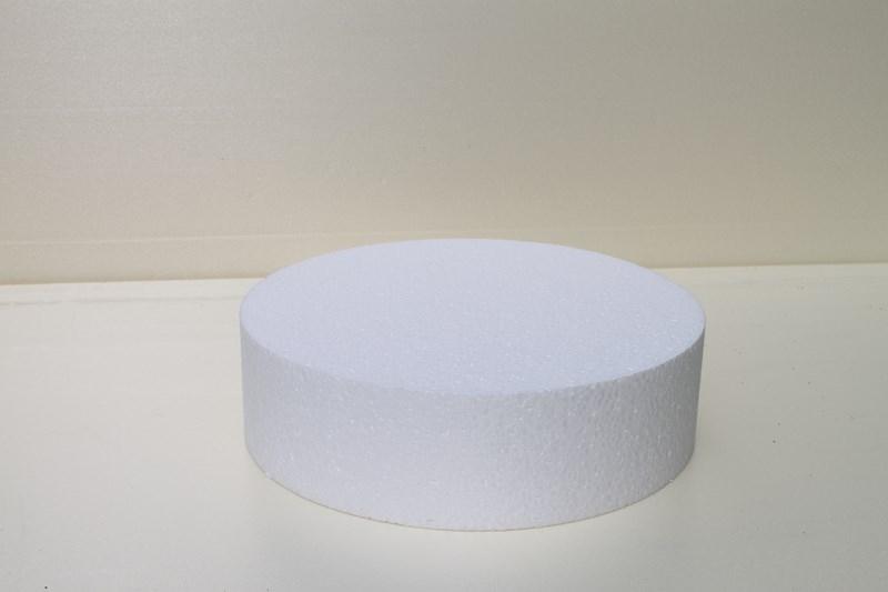Ronde taartdummies van 7 cm hoog
