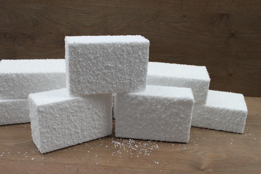 Sneeuwblokken