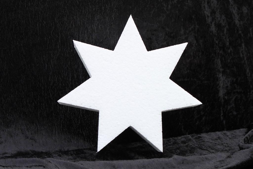 Stern mit 7 Punkten