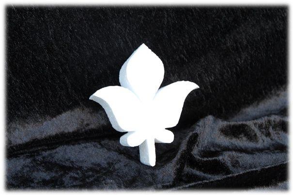 Symbool A - Franse Lelie