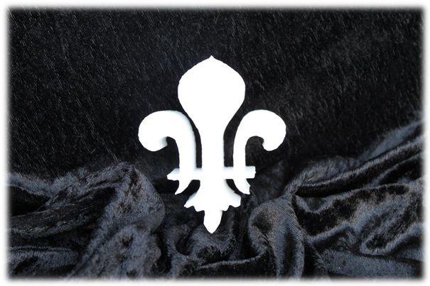 Symbool C - Franse Lelie
