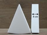 Taartpunt dummies van 5 cm hoog
