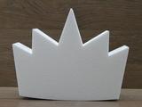 Kroon taartdummies van 10 cm hoog