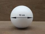 Styrofoam Ball Ø 12 cm