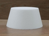 Round Conical / Tapered cake dummies of 10 cm high