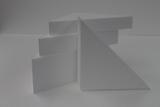 Set driehoekige taartdummies