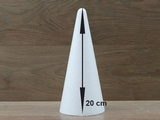 Cone 20 cm high