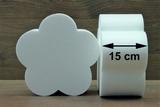 Bloem 5 Blad - 15 cm hoog
