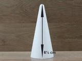 Cone 6,5 cm high - 5 pieces