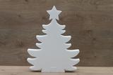 Kerstboom met voet
