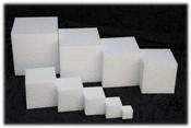 15 x 15 x 15 cm kubus