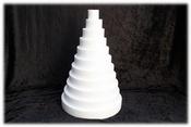 Round Sheet 4 cm thick polystyrene