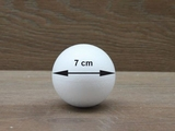 Styrofoam Ball Ø 7 cm